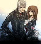 vampire knight -pchat collab- by chupachup