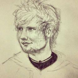 Ed Sheeran by brownalliecat