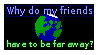 Stamp for all my DA friends.:D by Zack-The-Great