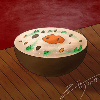 Adventures of Zack the Great - Mushroom Stew by Zack-The-Great