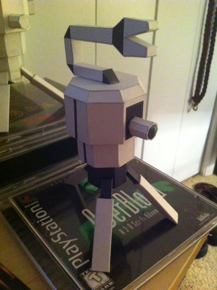 Pipo Papercraft by Orion1189