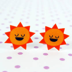 You are my sunshine studs by coonies
