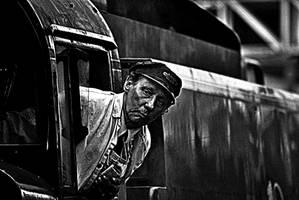 Dark  days  of  steam by GDSimpson