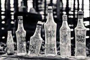 Broken Bottles by Masisus