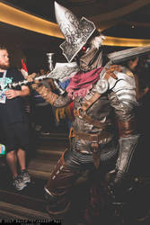 Abyss Watcher at Dragon Con by SilverIceDragon1