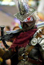 Abyss Watcher at PAX East 2018 by SilverIceDragon1