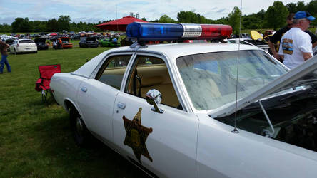 Dukes of Hazzard's Law Enforcement by OddGarfield