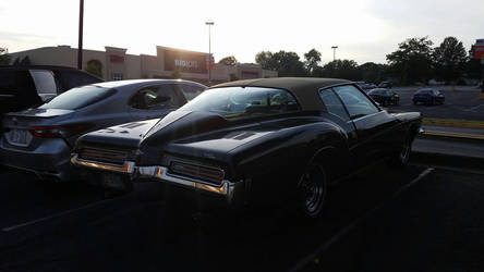 Buick (back) by OddGarfield