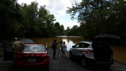 Flood Camera Crew by OddGarfield
