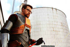 Gordonfreeman4 by kokiril33t
