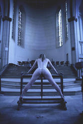 take me to chruch by calvato