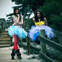 Candy Dolls by NeonLightsInHerHair