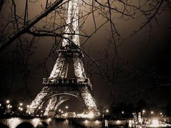 ParisIII by AmnesiacDreams