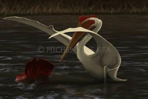 Quetzalcoatlus 2 by puntotu