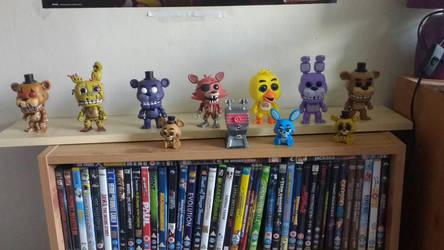 Updated Funko Pop Figures *again* by PhoenixFirewing