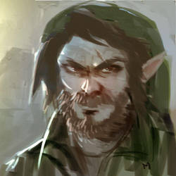 Old Link by Mamusho