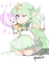 Lulu Star Guardian by Mamusho