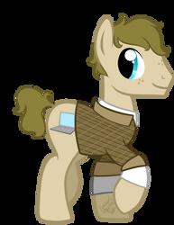 Waylon Park Pony by Miles-Upshur