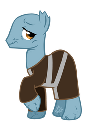 Father Martin Pony by Miles-Upshur