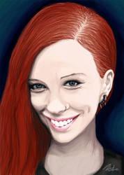 Hex Portrait by DANtastic-art