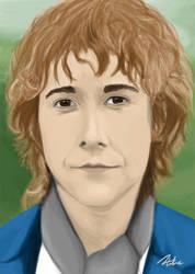Pippin portrait by DANtastic-art