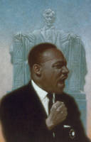 Martin Luther King Jr by John-English-Art
