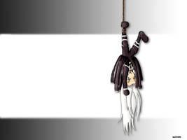 Well Hung Sephiroth by Folkeye