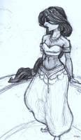Scraptastic series: Jasmine by NachosNcheese