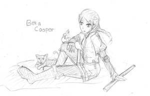Guardswoman Cooper by alydicea