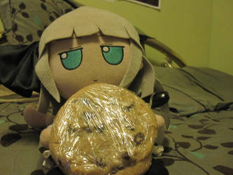 Youmu has one BIG cookie (Part 1) by jay421501