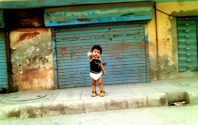 Babu Calling Me by swapnilnarendra