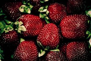 Strawberry by spanjebob89
