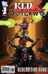 Red X - Outlaws faux cover by MachSabre