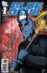 Blue Devil - Faux Cover by MachSabre