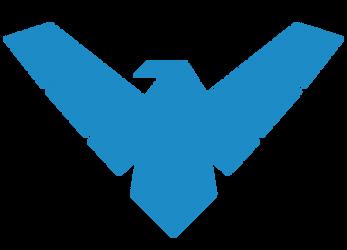 Nightwing Logo by MachSabre