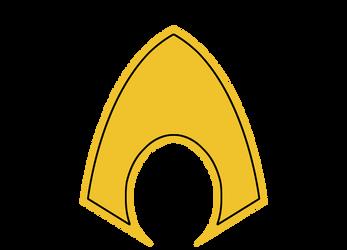 Aquaman Logo by MachSabre