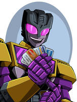 Swindle Commission by MachSabre