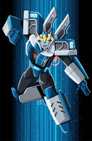 RiD Strongarm by MachSabre