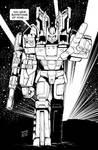 Combiner Wars Armada Megatron by MachSabre