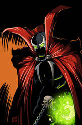 Spawn colored by MachSabre