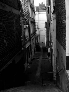 Rue de l'Enfer by Mademoiselle-Jue