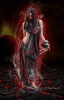 Volcanic Lust by JennLaa