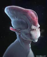 Alien1 by BastaMarcin