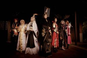 ChangAn Fantastic Night by SilentCircus90