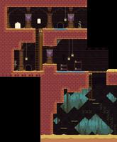 Phoenotopia Dungeon by World-of-NoeL