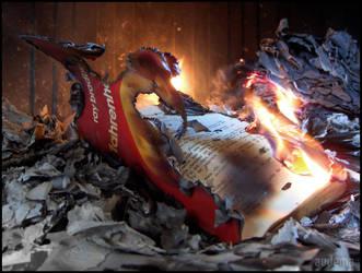 Fahrenheit 451 Exces de vie II by audema