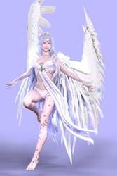 Portrait of an Angel by karyss