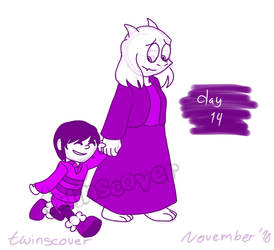 Huevember 2018 day 14 by twinscover