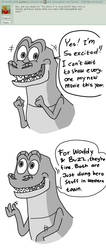 Ask Spongebob and friends 21 by twinscover