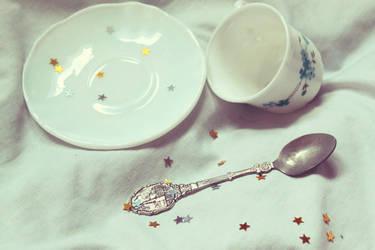 Stars Tea by Ming-Shuw